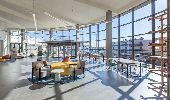 Empfangshalle - Abora Interclub Atlantic by Lopesan Hotels - Gran Canaria